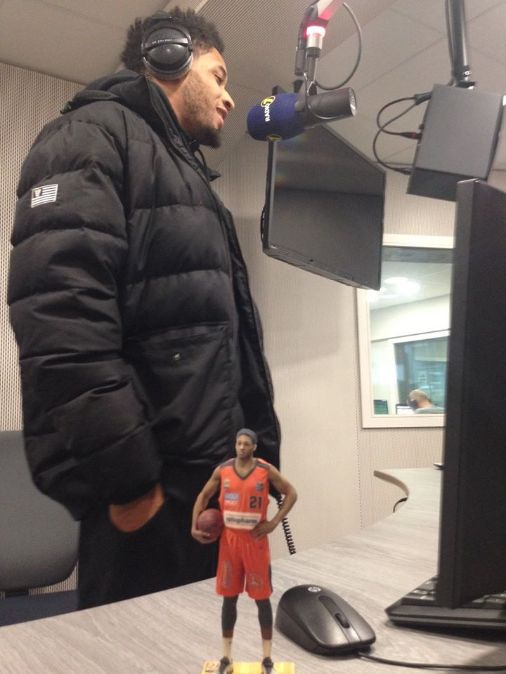 3D Scan und 3D Druck Vorstellung Augustine Rubit-Basketball Ratiopharm Ulm